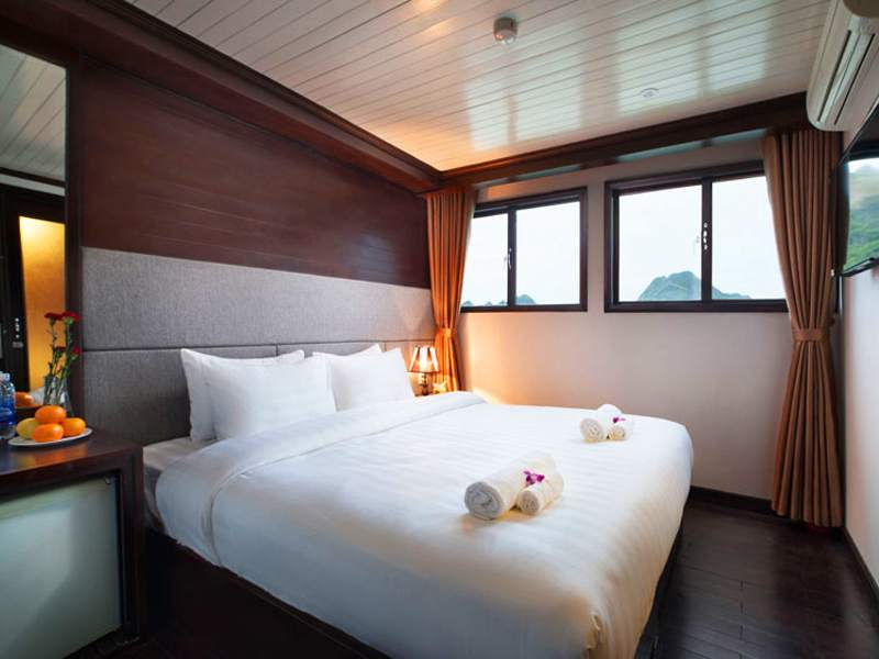 Deluxe Sea View - 3 Pax/ Cabin (Location: 1st Deck - Sea View)