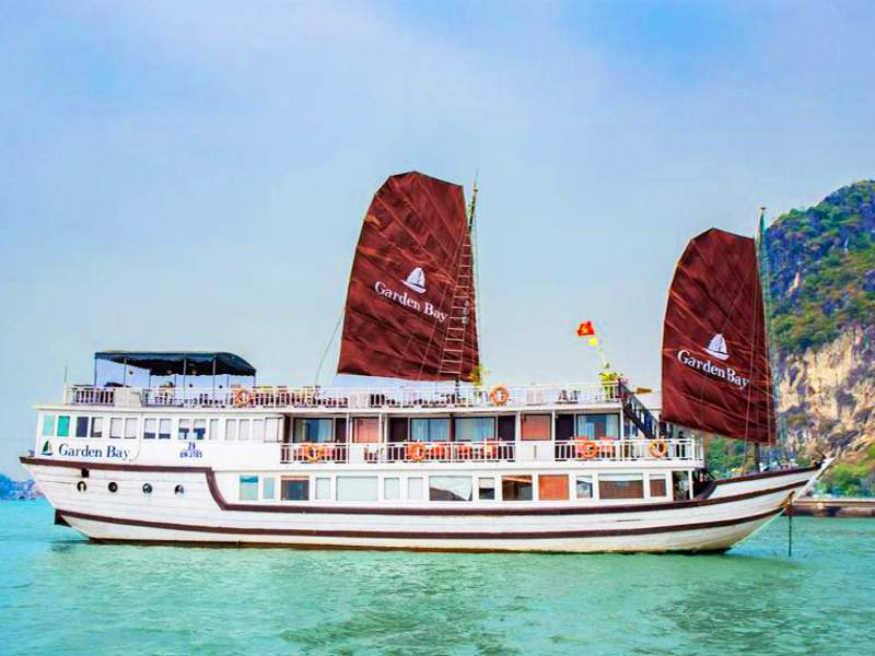 Garden Bay Luxury Cruise 2 Days 1 Night Sleep On Boat